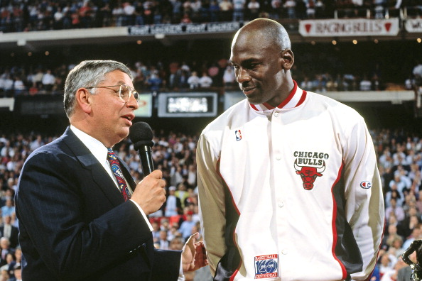 Michael Jordan named 1992 NBA Most Valuable Player