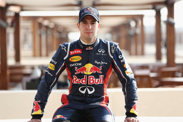 Antonio Felix da Costa is most likely to get a drive in Toro Rosso for 2014
