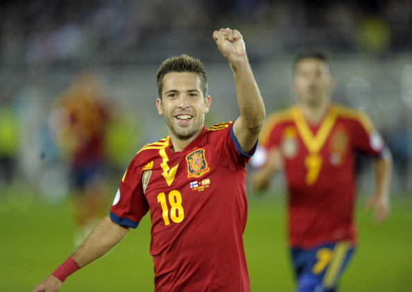Jordi Alba is the best left back in the world according to Roberto Carlos