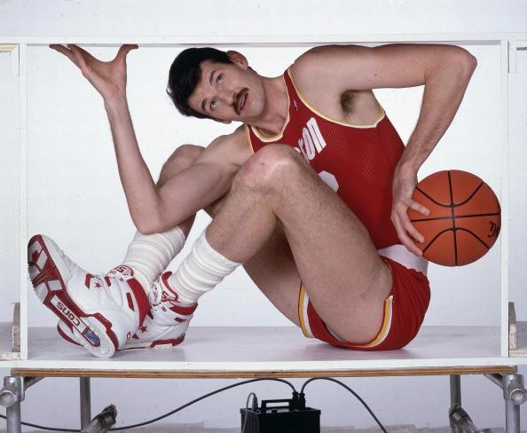 #5, at Sportskeeda's list of top 10 tallest basketball player in NBA is Chuck Nevitt.