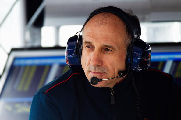 F1 Grand Prix of Australia - Qualifying