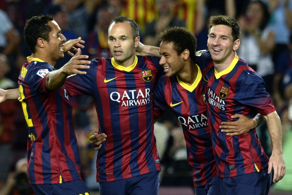 La Liga round-up: Barcelona, Atletico maintain 100 percent win record