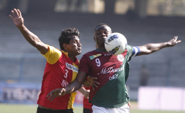 The Kolkata Derby