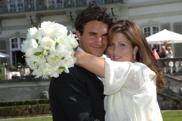 The Wedding Of Roger Federer And Mirka Vavrinec