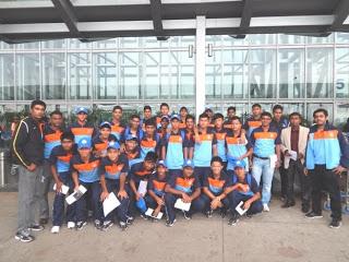 India Under-16 boys