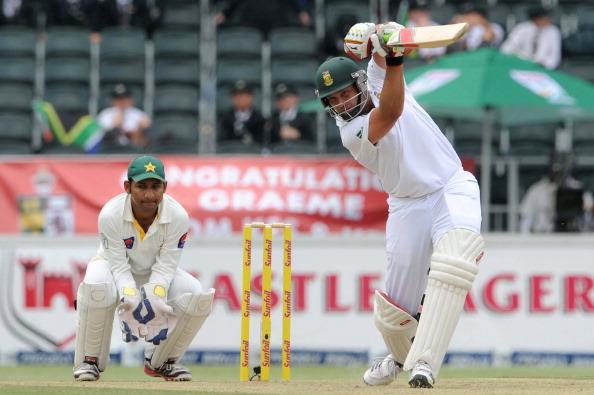 1st Test: South Africa v Pakistan - Day 1