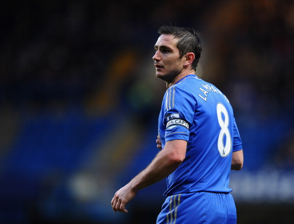 Why Frank Lampard s shirt number should not be retired c3cb3c258