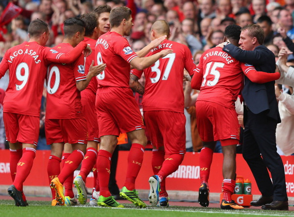 Can Liverpool maintain their perfect record against Swansea?