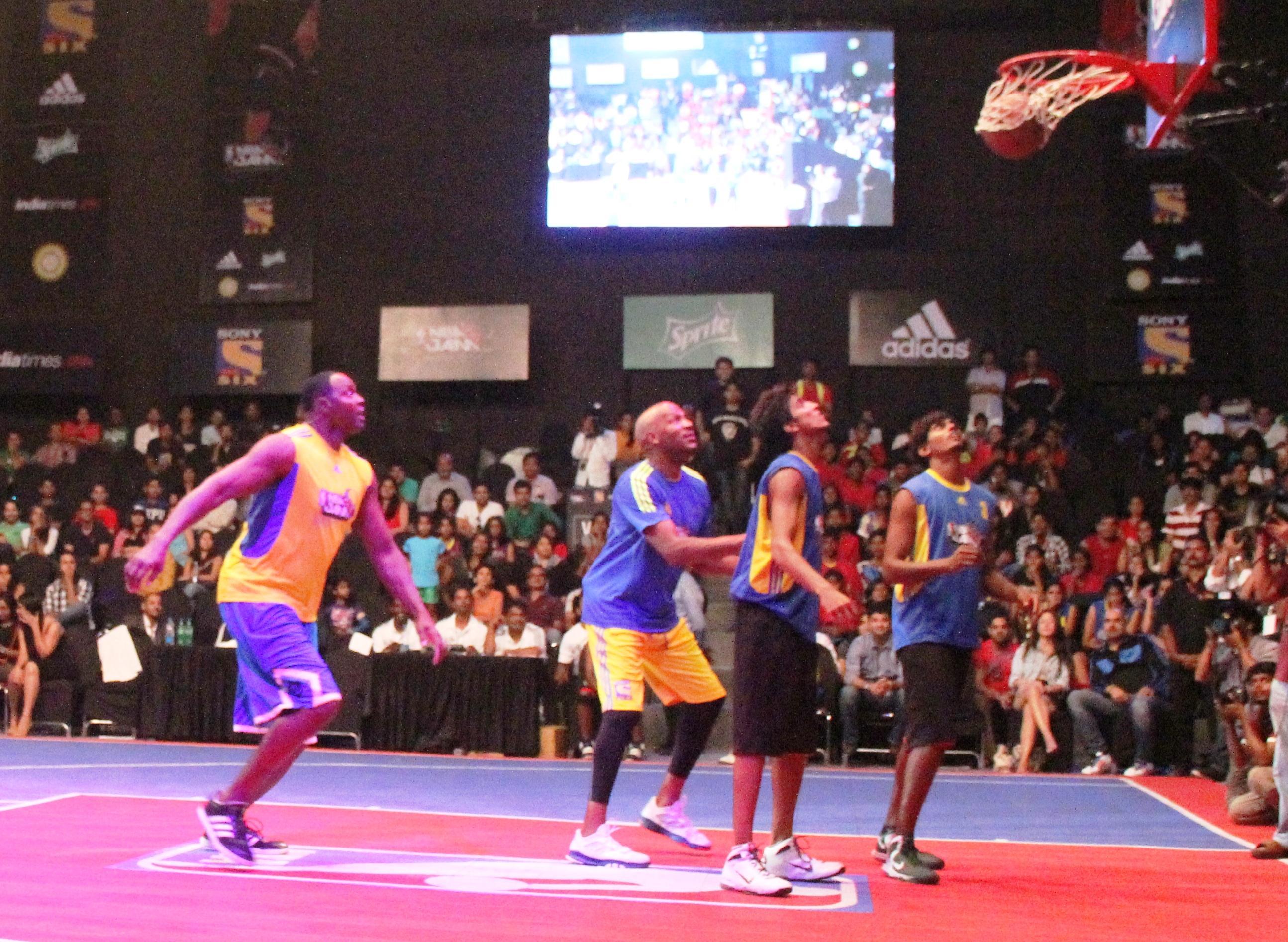 NBA Legends match