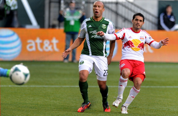 New York Red Bulls v Portland Timbers