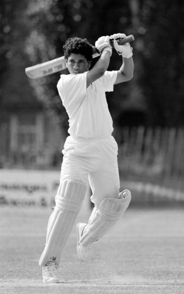 Sachin Tendulkar, 1990