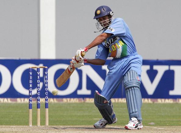 Image result for Ajit Agarkar batting