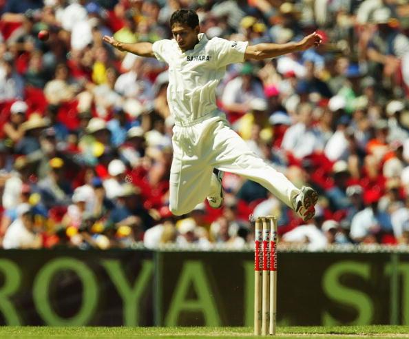 3rd Test Australia v India Day Two