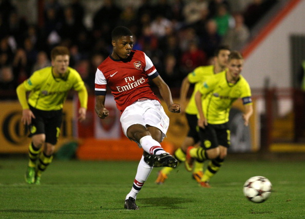 4 most promising Arsenal youngsters currently