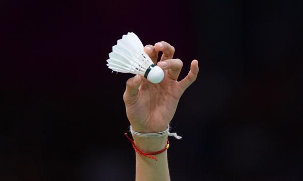 China's seed number one Wang Yihan's han