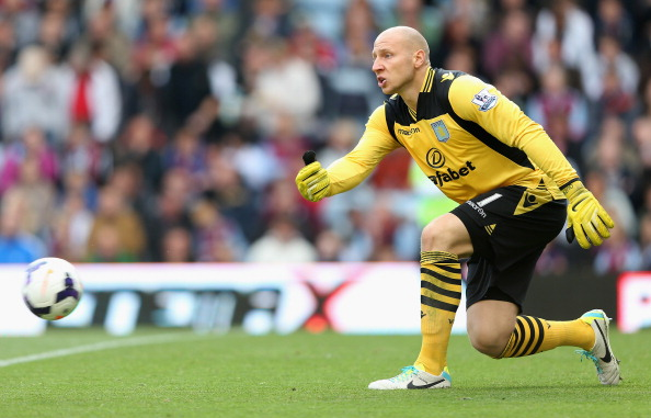 Brad Guzan to Arsenal? Surely not.