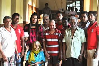 Churchill Brothers - Old Age Home