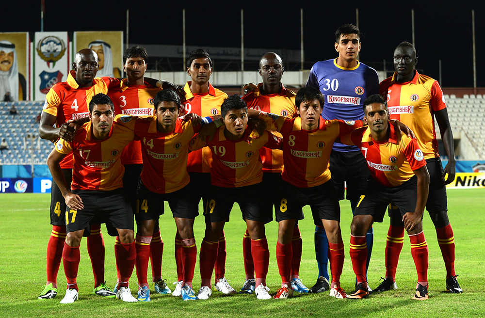 AFC Cup semi-finalists East Bengal would be looking to return to winning ways