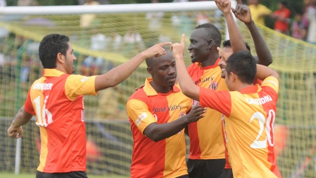 East Bengal are looking to win back-to-back I-League matches for the first time since February Photo Credit: AIFF Media