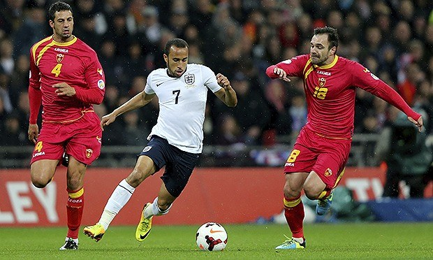 Andros Townsend impressed on his debut