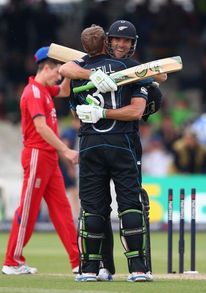 England v New Zealand: 1st NatWest Series ODI