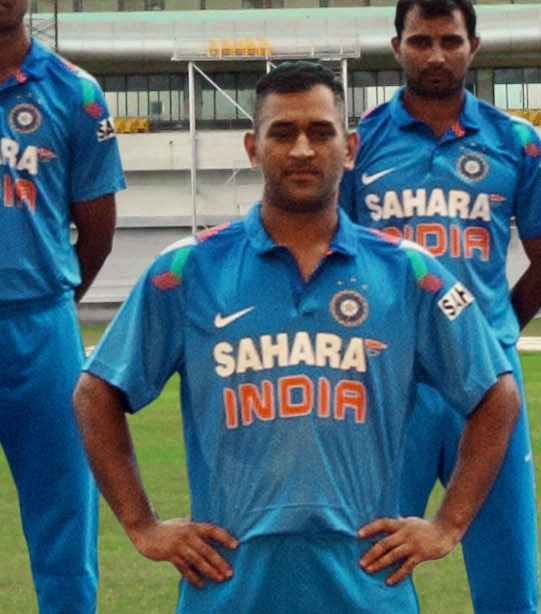 ab858b43c00e Nike launches new limited overs uniform for Team India ahead of Australia  series