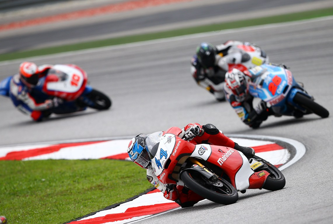 Oliverira, Malaysian MotoGP 2013
