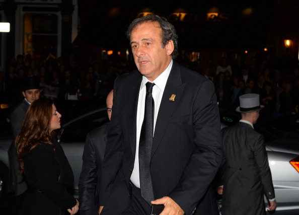 Michel Platini: All for more teams at the World Cup