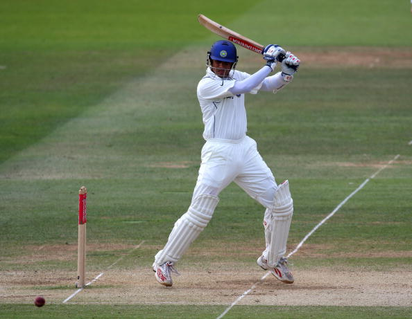 That Rahul Dravid cut shot will be missed