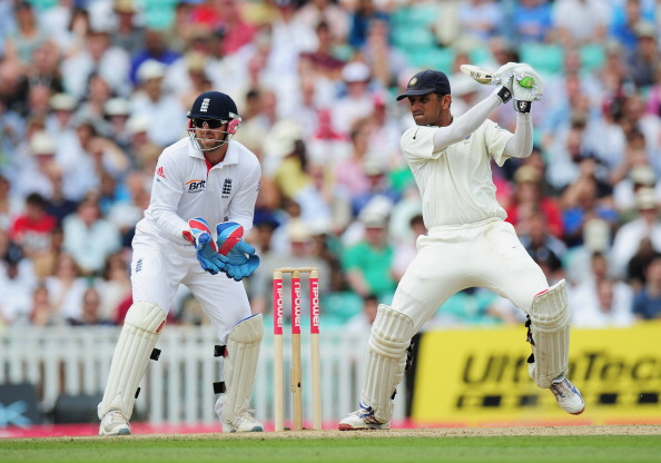 best test innings of rahul dravid