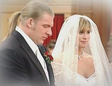 10 years since Triple H and Stephanie McMahon tied the knot