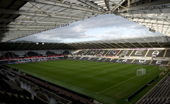 The Liberty Stadium, home of Swansea City