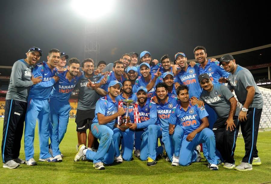 India vs Australia 201...