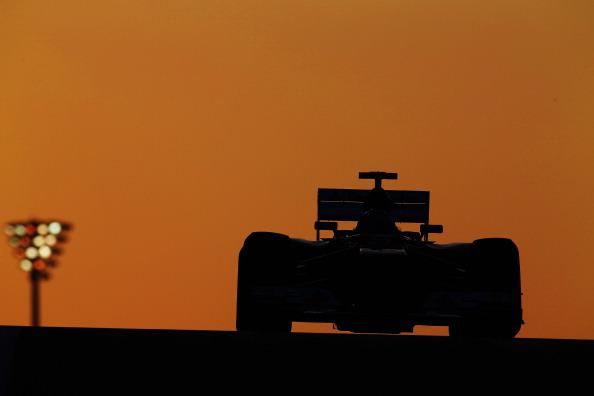 The Abu Dhabi GP is the only twilight race on calendar.