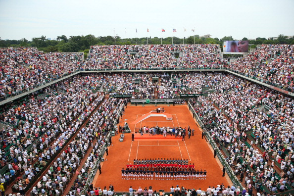 Court Philippe Chatrier is the prinicpal venue for the French Open and remains a fortress for current Champion Rafael Nadal.
