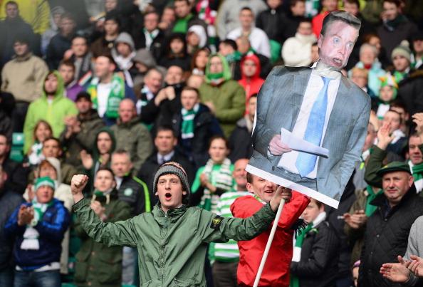 Celtic v St Johnstone - Scottish Premier League