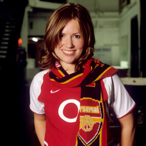 famous Arsenal fans and celebrity Arsenal fans #7