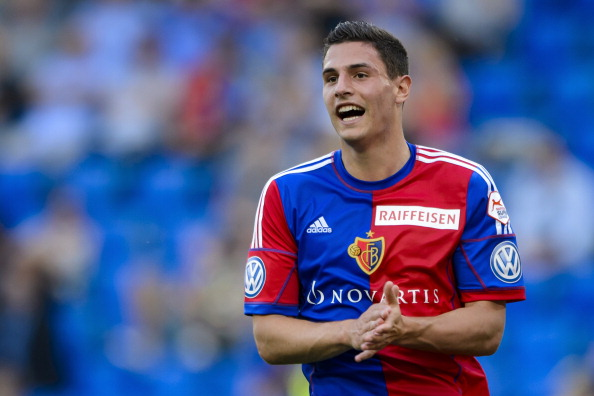 Arsenal can expect competition in their quest to sign Fabian Schar