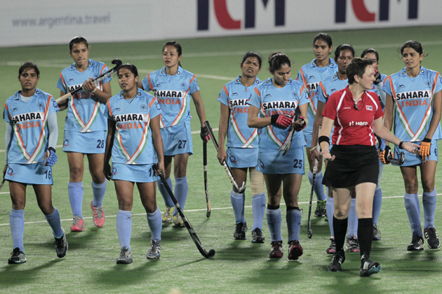 indian womens hockey team 1994441 - Asian Games Qualifiers Hockey