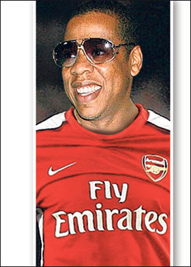 famous Arsenal fans and celebrity Arsenal fans #9