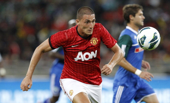 THE FLOWER THAT IS YET TO BLOOM: Macheda hasn