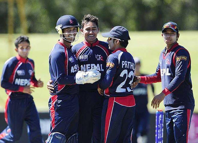 Nepal U19 Cricketers (File Photo)
