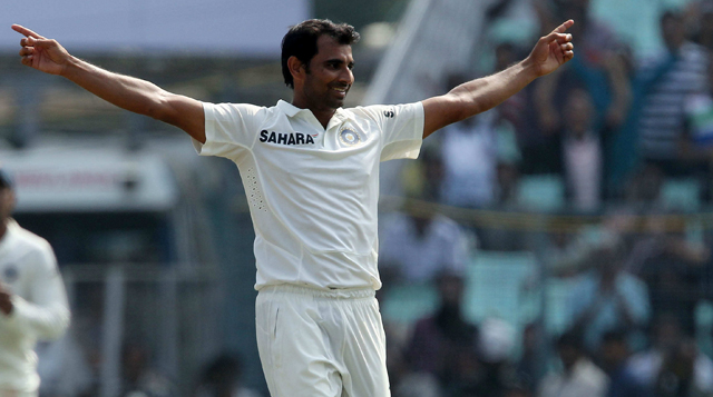 Md. Shami was exceptional in the last Test