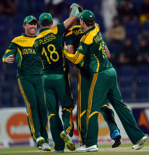 South Africa Take 2-1 Lead In Five-match ODI Series