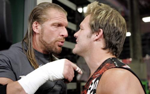 Post image of Слух: причина того, что Джерико проведет матч в NJPW