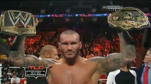 WWE TLC 2013 Results