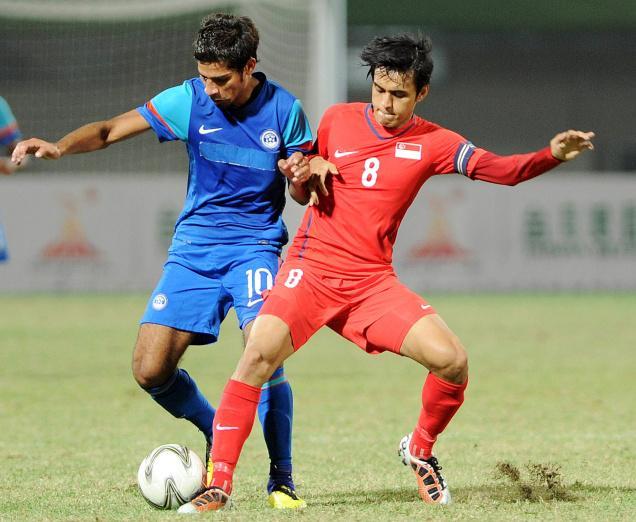 Balwant represented India U-23 at the 2010 Asian Games