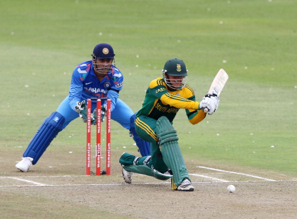 Quinton de Kock becomes the fifth batsman to score 3 consecutive centuries in ODI