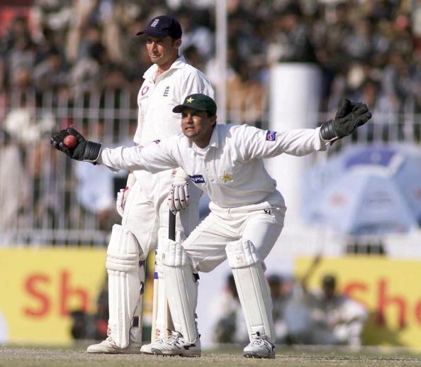 Pakistan V England 2nd Test Match