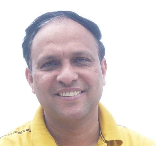 Pratik Kumar, the CEO of Magic Bus